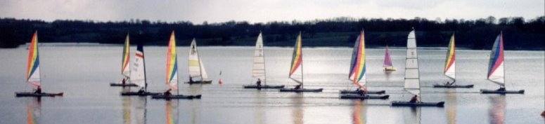 catamaran sailing uk