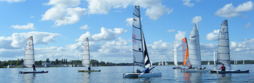 drifting conditions at grafham cat open